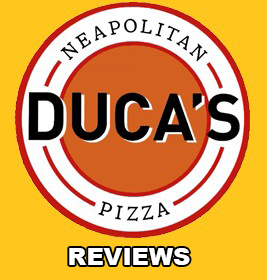 Duca's Pizza Reviews