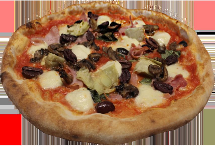 Capricciosa - Duca's Pizza
