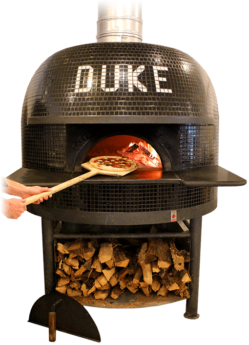 Duca's Duke 800 Degree Pizza Oven