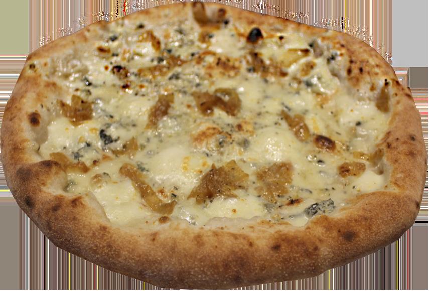 Gorgonzola & Carmelized Onions - Duca's Pizza