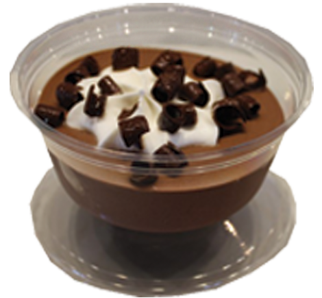 Duca's Chocolate Mousse Dessert