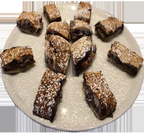 Duca's Cannoli Dessert