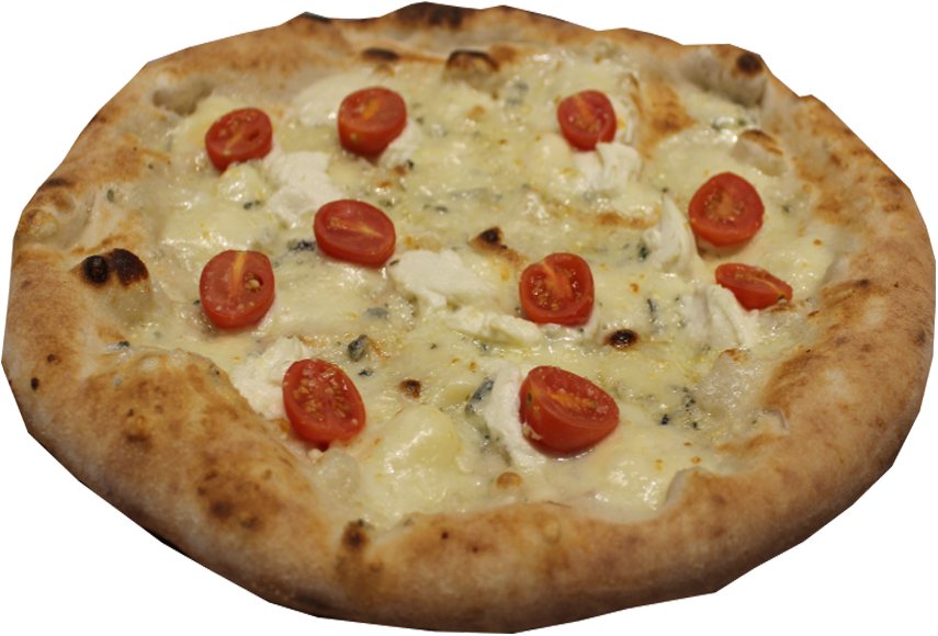 Quattro Formaggi - Duca's Pizza
