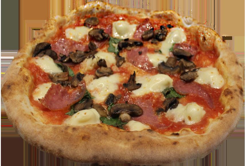 The Duke - Duca's Pizza