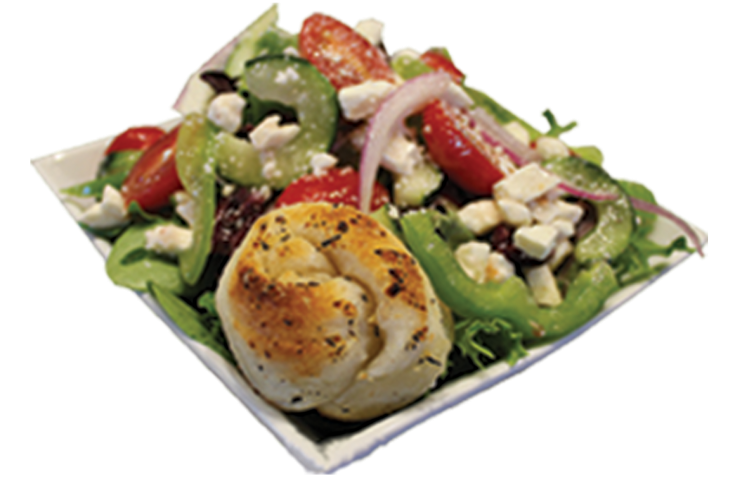 The Mediterranean Salad